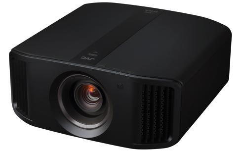 JVC N5 DILA Projector Black