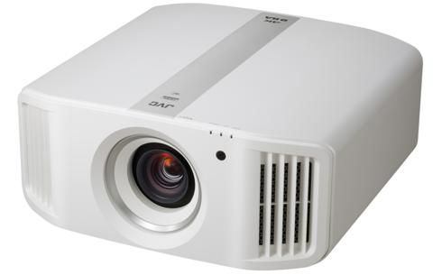 JVC N5 DILA Projector White